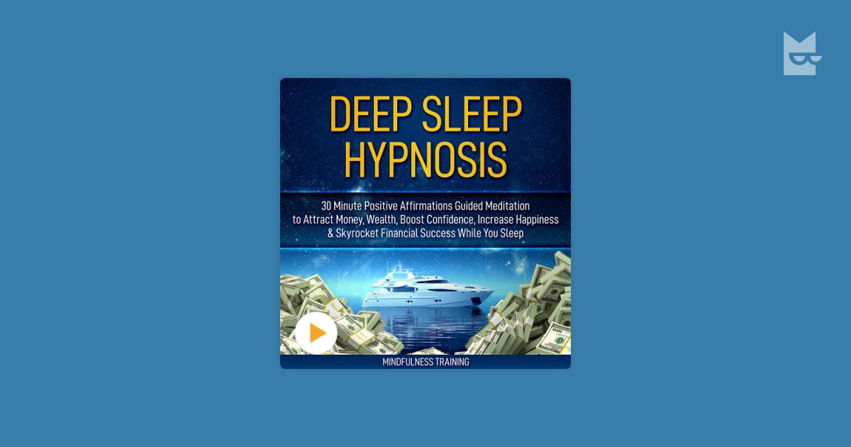 "Listen to the audiobook ""Deep Sleep Hypnosis: 30 Minute Positive"