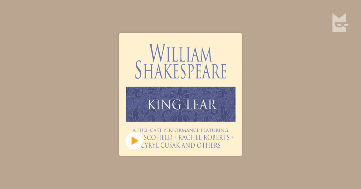 king lear is a perfect demonstration of the consequences of a mans action Pre-eminence, and all the large effects sons at perfect age  is't not the king lear ay, every inch a king:.