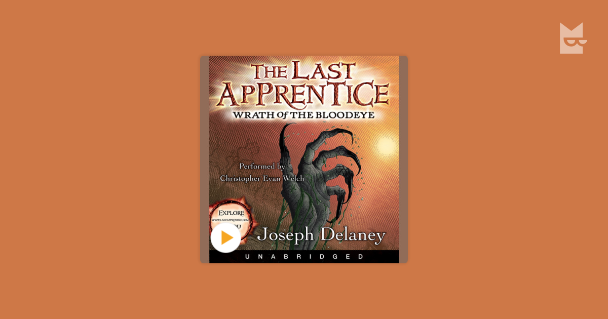 the last apprentice curse of the bane audiobook