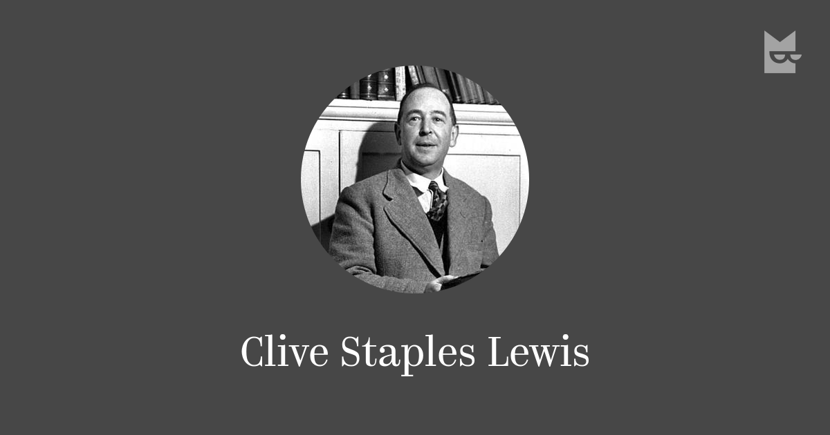 an analysis of the different reasons people known by clive staples lewis from christianity to his ch It is possible that some of his stuff can be highly misconstrued by some people, for a couple of reasons of christianity in his clive staples lewis a.