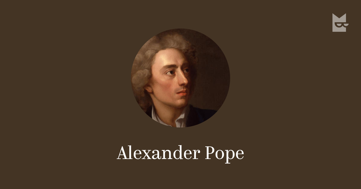 alexander pope an essay on man translation This lesson will explore alexander pope's famous poem titled 'an essay on criticism' in an attempt to understand the importance, influence and.