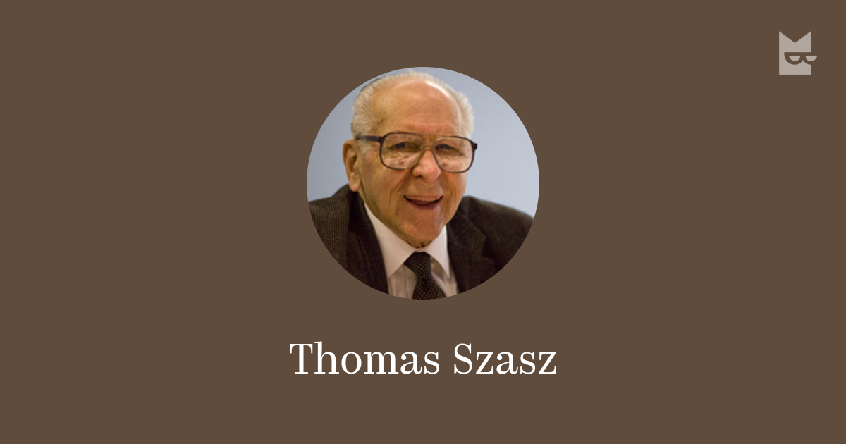 a report on our right to drugs a book by thomas szasz There is a quote i like by psychiatrist thomas szasz (who wrote about 35 books): a child becomes an adult when they realize to they have the right to not only be right, but also the right to be wrong.