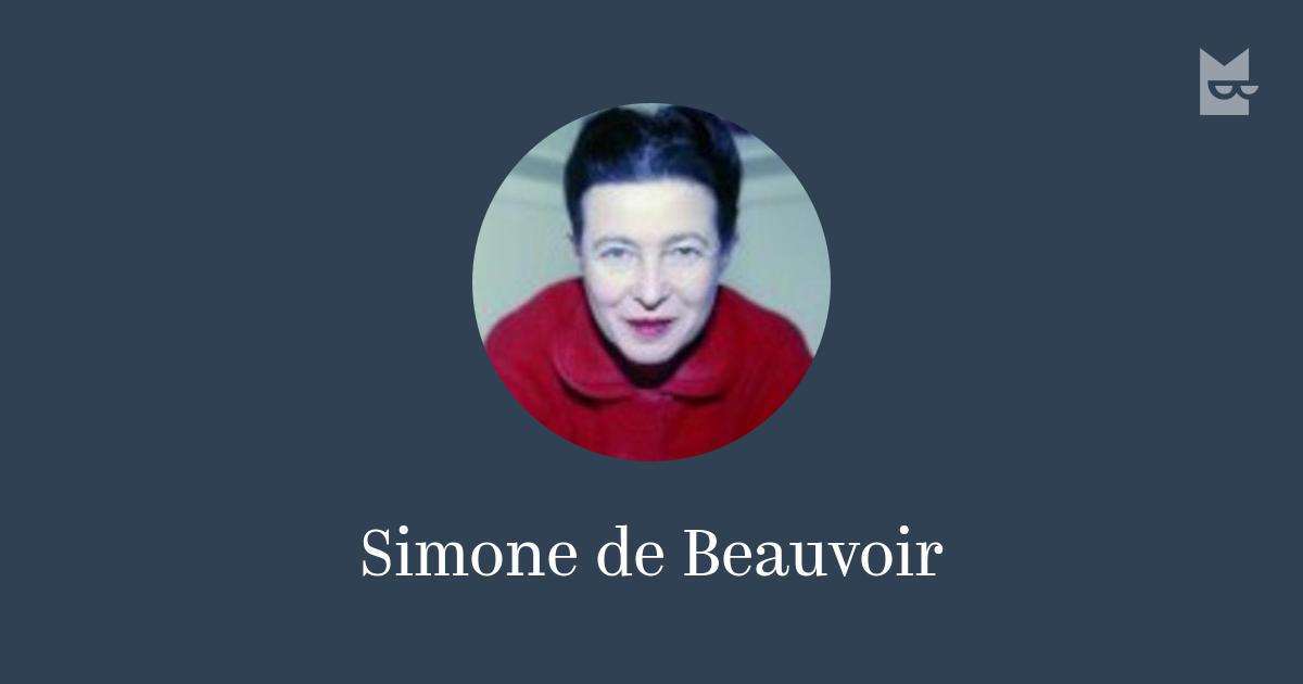 essays about simone de beauvoir
