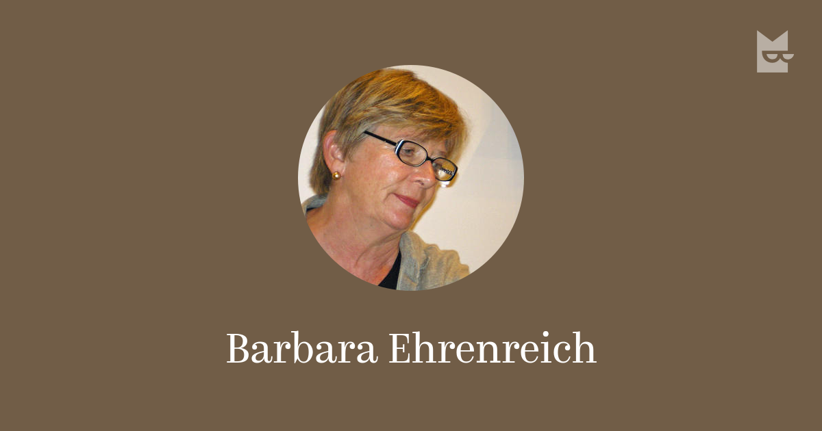barbara ehrenreichs struggle to live the