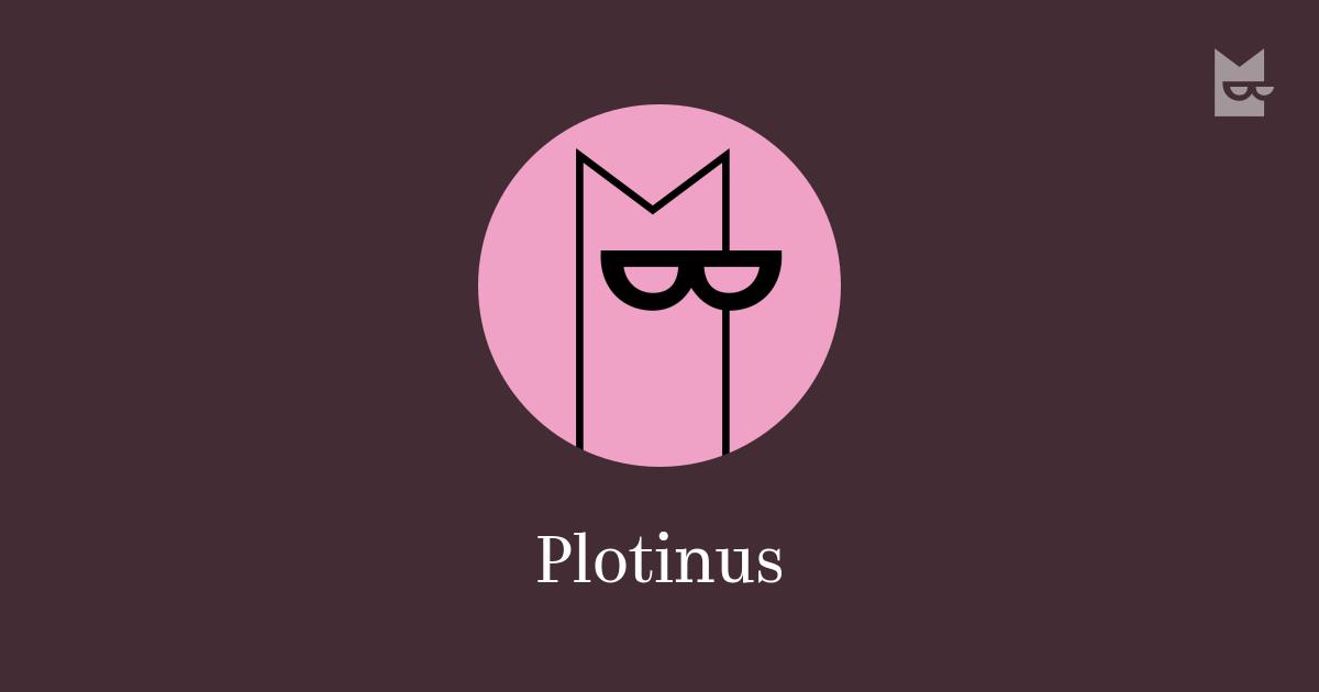 an essay on the beautiful plotinus