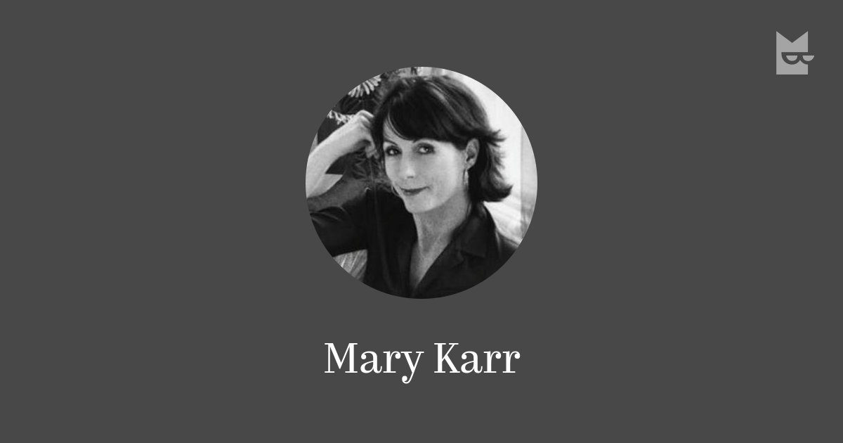 the liars club mary karrs relationship with her parents In her new memoir  now, having stopped drinking and written the bestsellers the liar's club and cherry, mary karr knows what reclaiming your life can really mean.