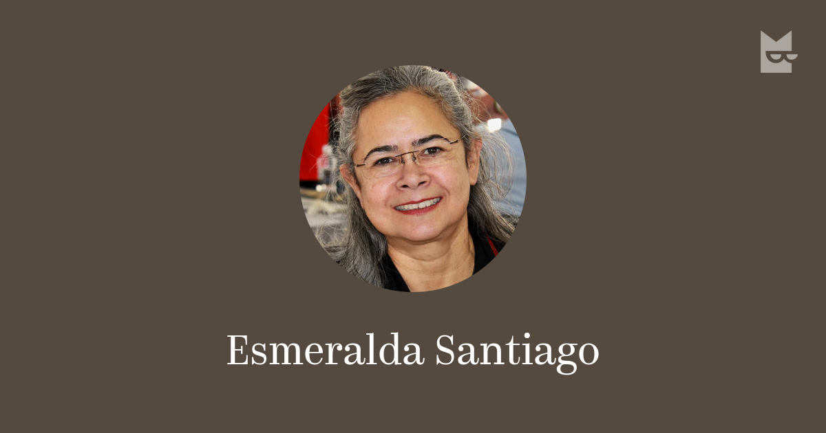 life of emeralda santiago When i was puerto rican is a memoir of esmeralda santiago's life from the time she was about four years old, in puerto rico, to when she was about fourteen, after she had been in new york for about an year and a half, give or take while not the best book i've ever read, wiwpr is a great coming of age story.