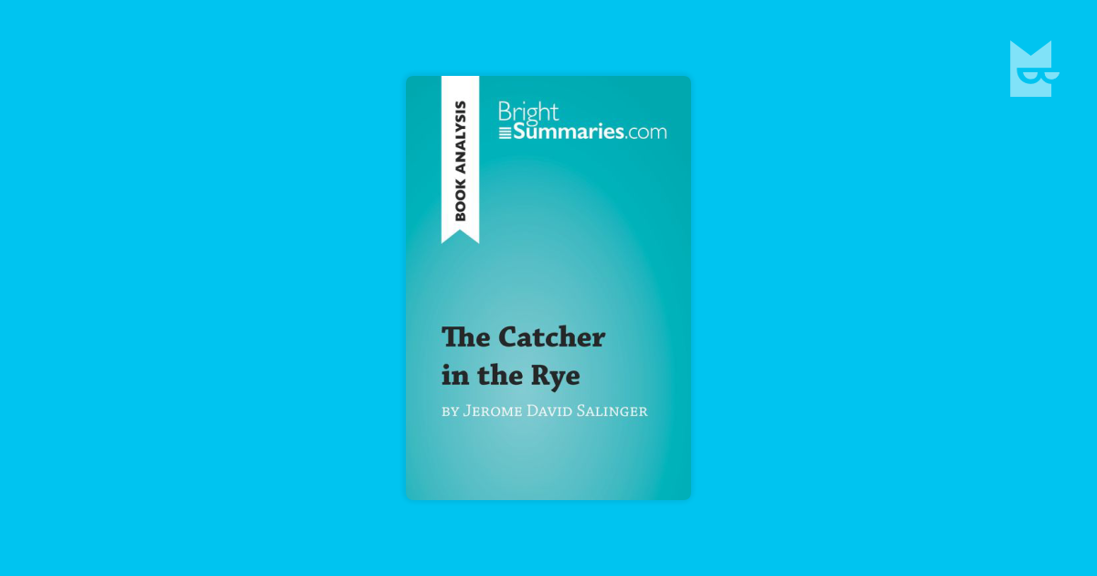 an analysis of the language of catcher in the rye