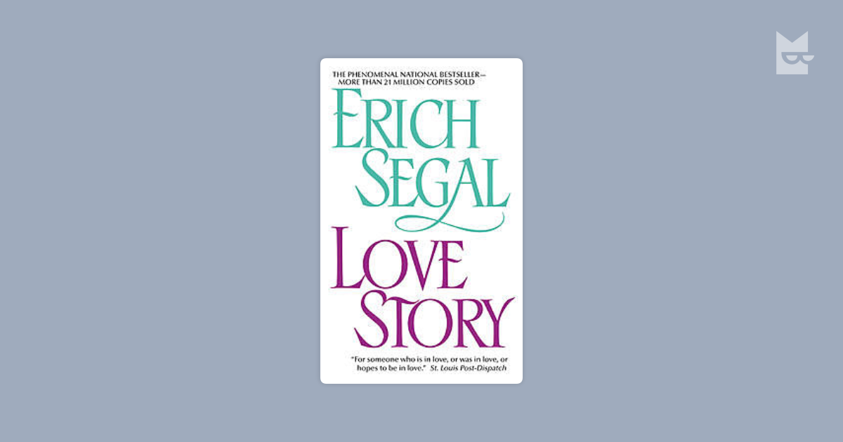 Love Story By Erich Segal Read Online On Bookmate