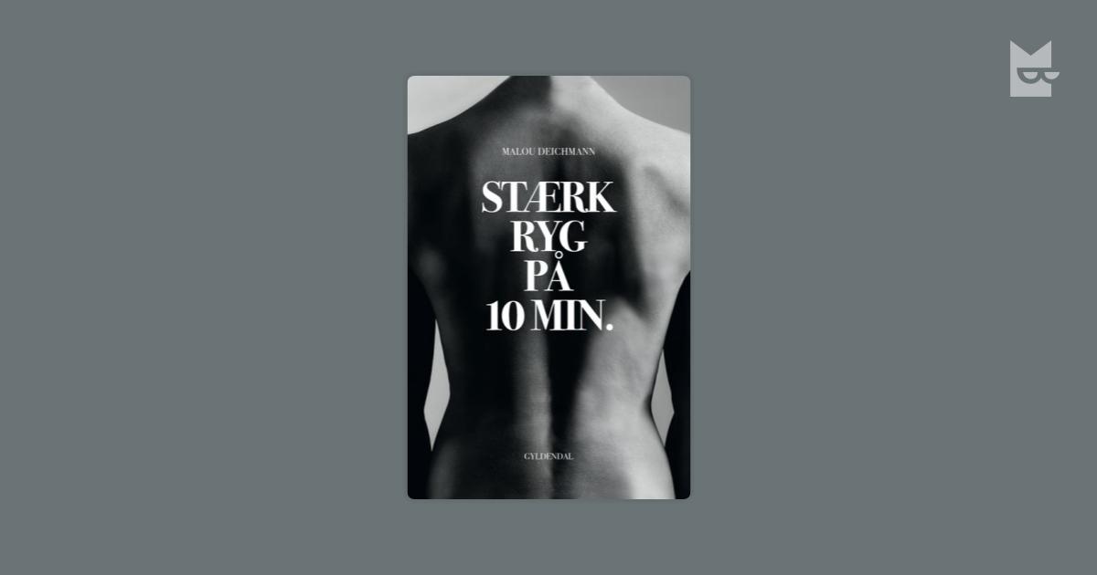 d818b1561e8 Stærk ryg på 10 minutter – Malou Deichmann som e-bog | Bookmate