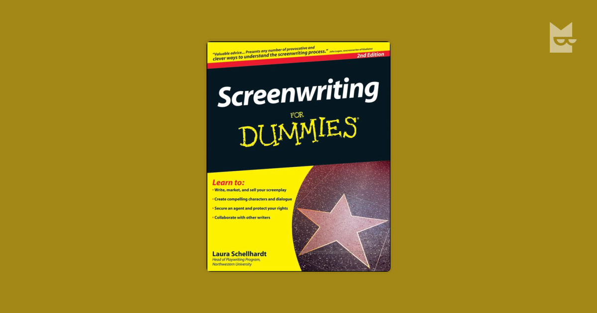 screenwriting for dummies pdf How to write a screenplay for dummies pdf these days, screenwriting books are ten-a-penny, but which are the really important ones in this joseph campbell cliff notes for dummies (and screenwriters), vogler takes many of.