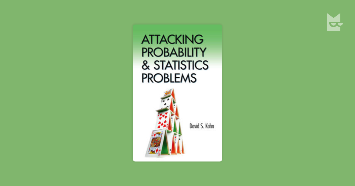 probability and statistics problems