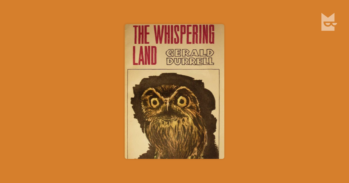 the whispering land The whispering land by durrell, gerald paperback available at half price books® .