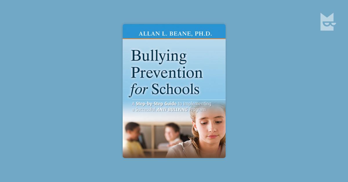 bully prevention programs
