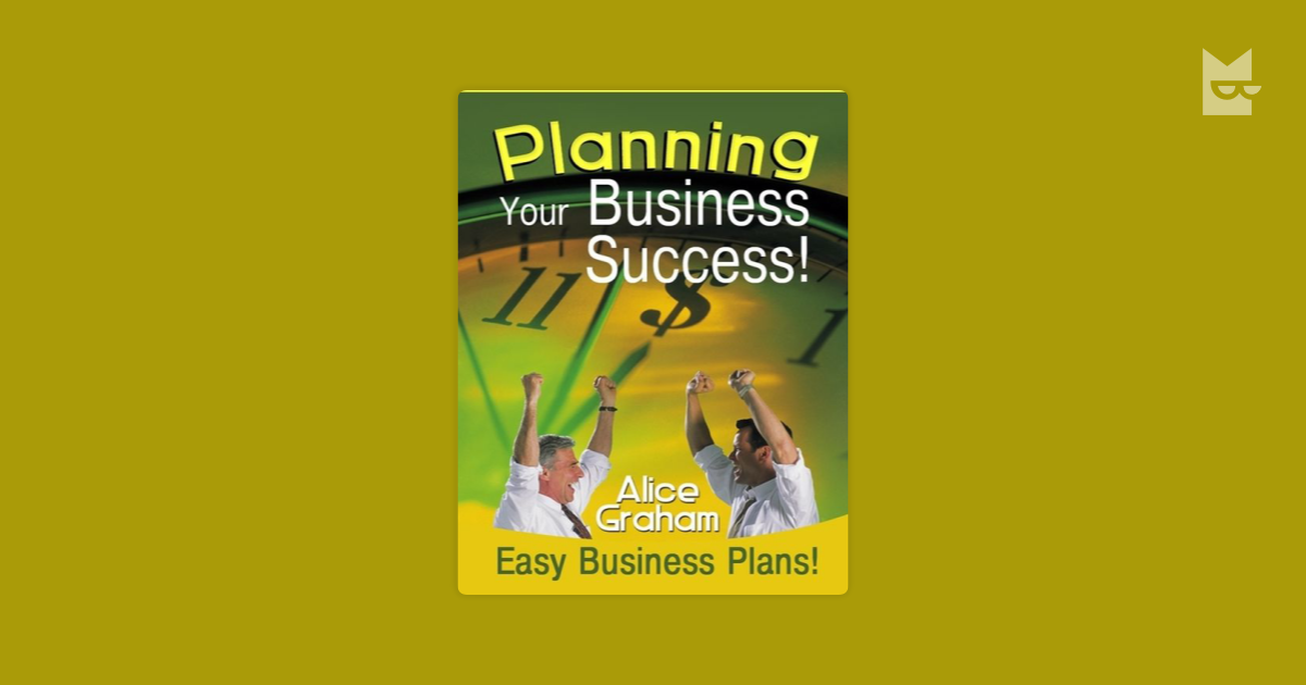 planning will see you business to success A business plan is not just a way to obtain funding and court potential investors it is also the blueprint and the foundation for any company lucky for you, i have outlined what i consider to be the essential components of any business plan, with details for success in each category.