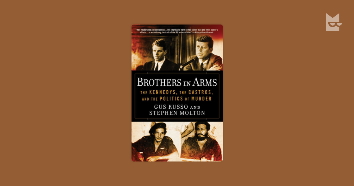 """Bookshelves With """"Brothers In Arms"""" By Gus Russo, Stephen"""
