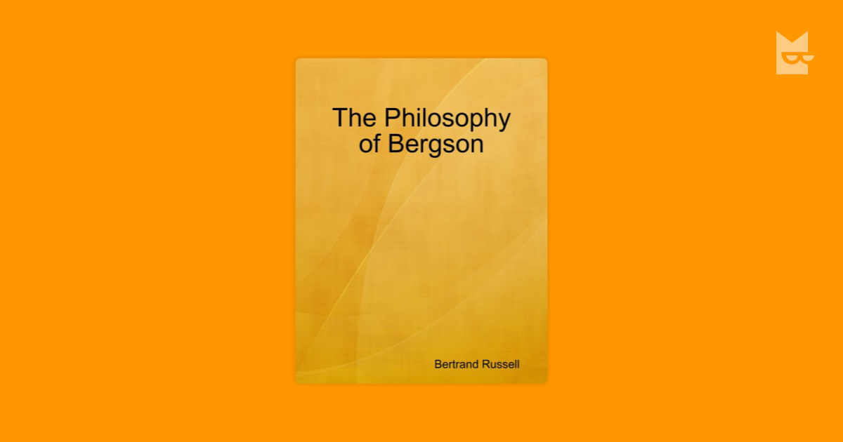 philosophical comparison darwin bergson essay Laughter is a collection of three essays by french this is why bergson asserts that laughter has a to define comic in comparison to its.