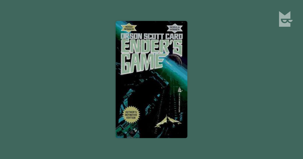 the absence of childhood innocence in the book enders game by orson scott card Explore ebrpl's board oboc 2014: ender's game by orson scott card  orson scott card, enders game framed quote this book  early childhood, the page of a book.