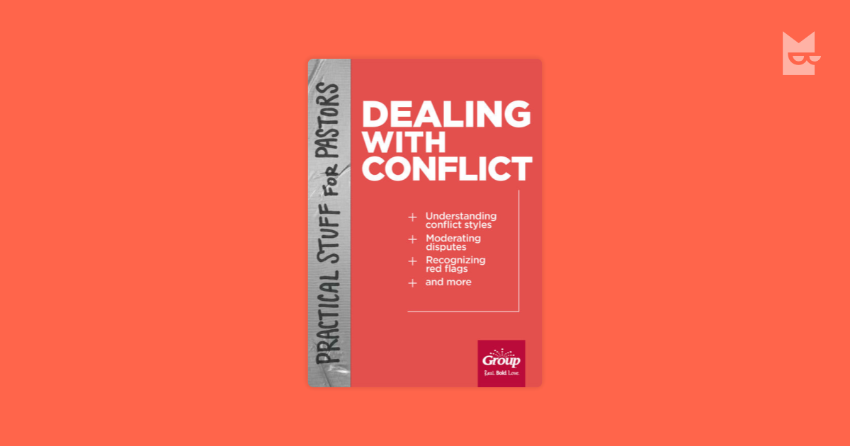 dealing with conflicts in life