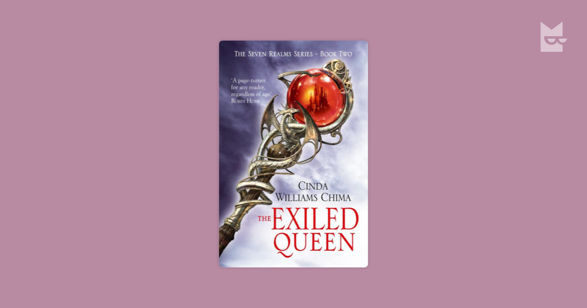 the exiled queen book review Realms novel: the exiled queen 231 likes book the exiled queen (seven realms #2)  review and pretest for nccaom and california exams in tcm foundation and.