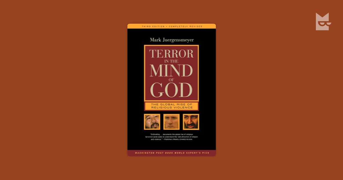 """tactics and dramatic effects in terror in the mind of god For the appearance of a """"new"""" terrorism dramatic change the classic work on religion and terrorism is mark juergensmeyer's terror in the mind of god."""