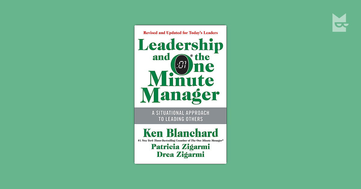 the search for an effective manager in the book one minute manager by kenneth blanchard ph d and spe One of the most liberating books in the extraordinary one minute manager library teaches  ken blanchard, phd,  the one minute manager meets.