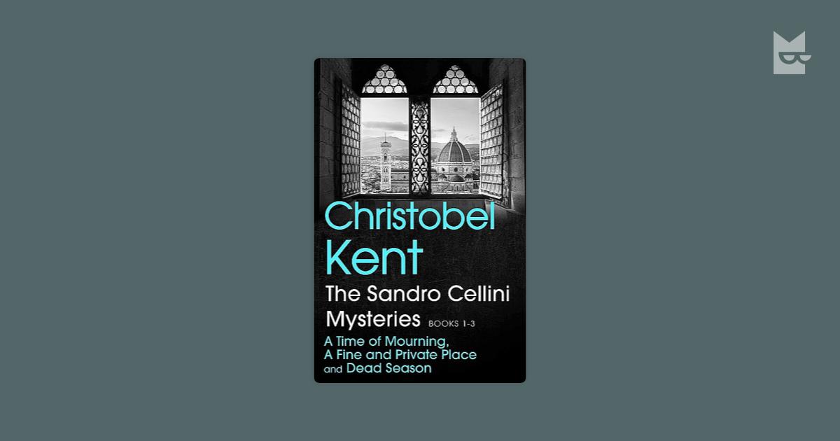 the dead season kent christobel