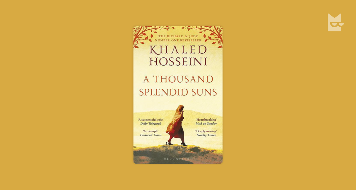 a thousand splendid suns injustice 5 quotes from a thousand splendid suns nor was she old enough to appreciate the injustice.