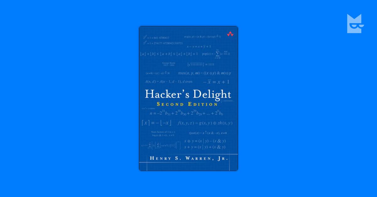 hacker s delight warren henry s