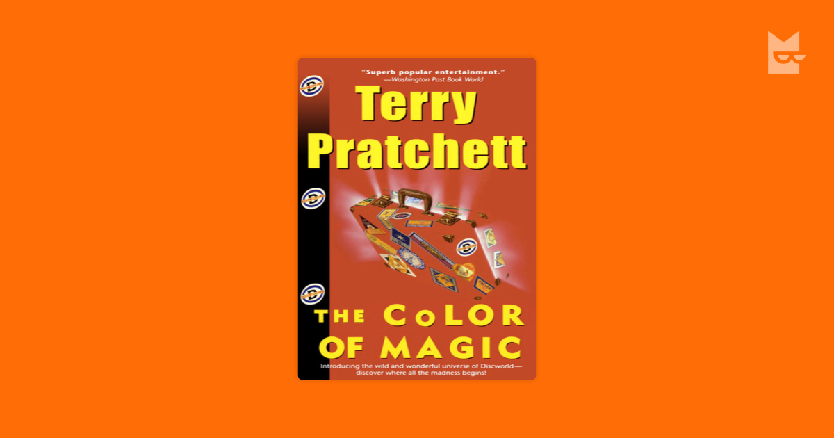 """The Colour of Magic"""" by Terry David John Pratchett — Bookmate"""