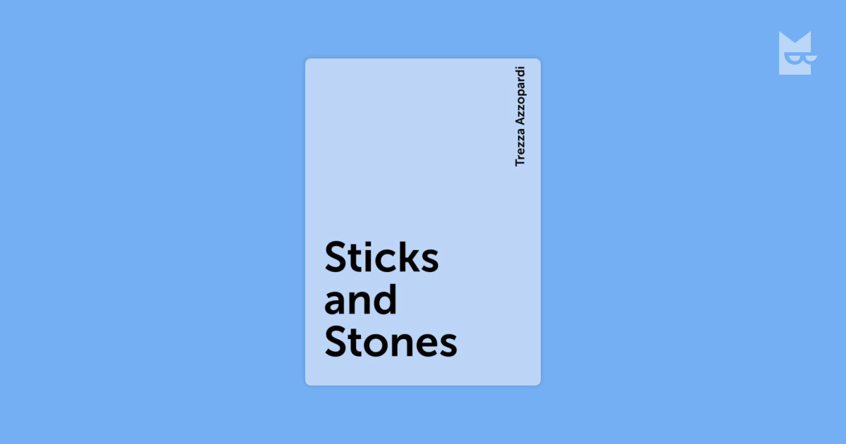 sticks and stones trezza azzopardi