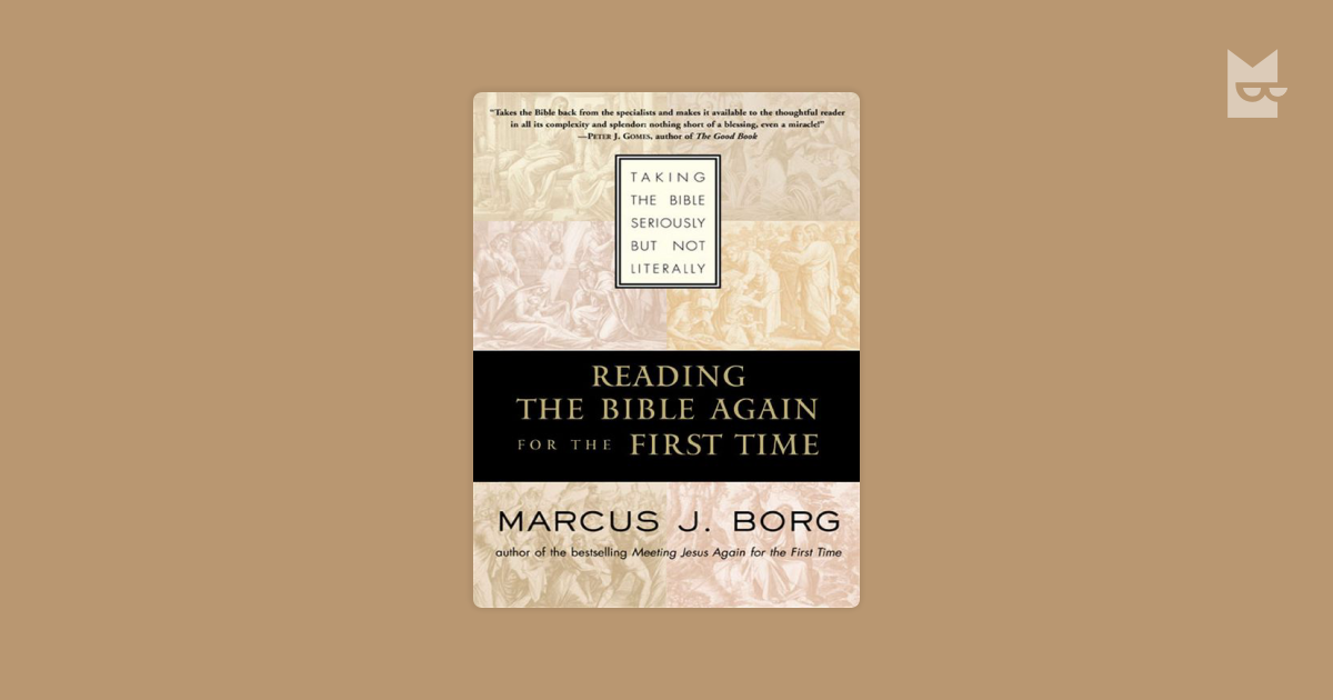 an analysis of jesuss way of teachings in meeting jesus again for the first time by marcus j borg
