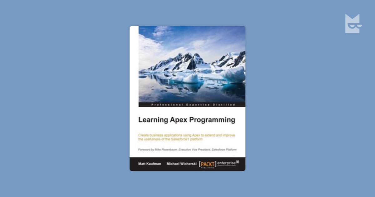 learning apex programming wicherski michael