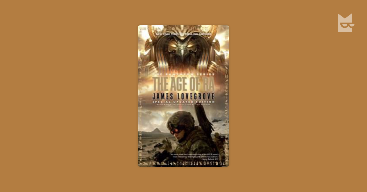 a review of the plot and conflict of the age of ra a fiction book by james lovegrove