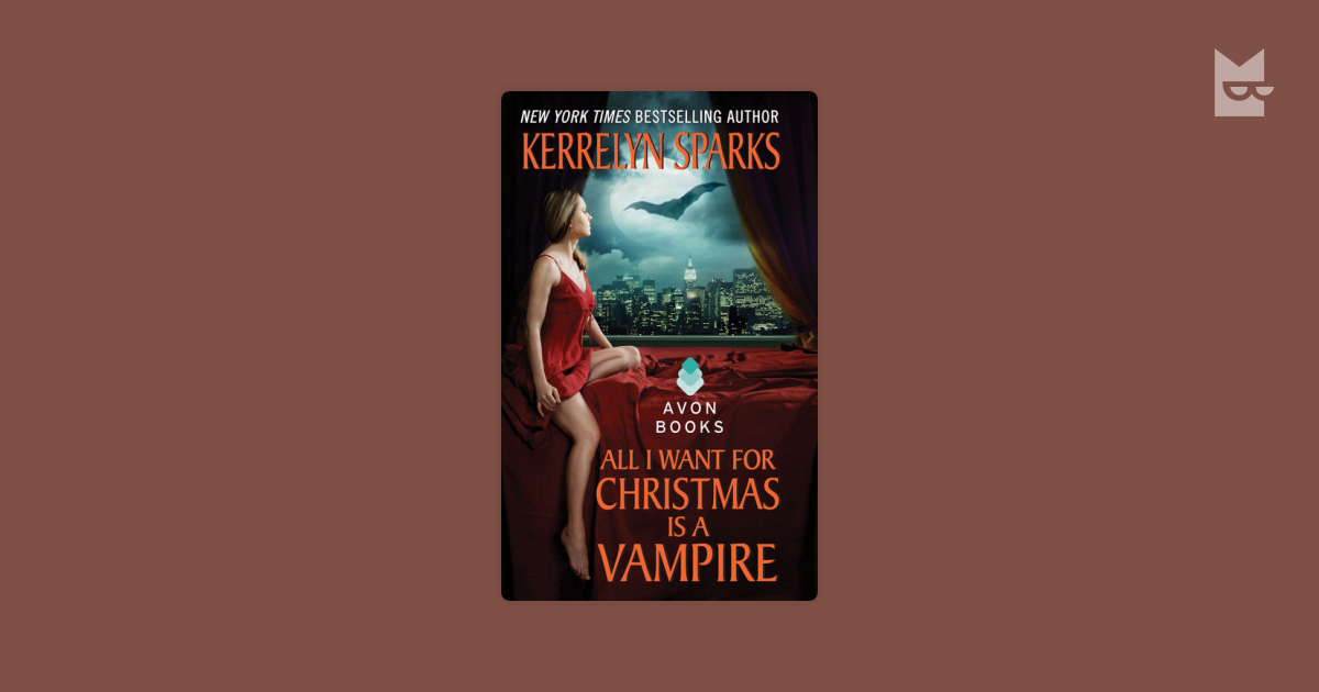 Books Related To All I Want For Christmas Is A Vampire border=