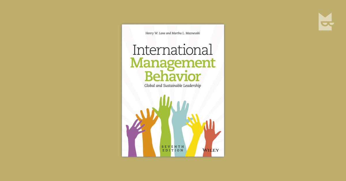 mgmt behavior