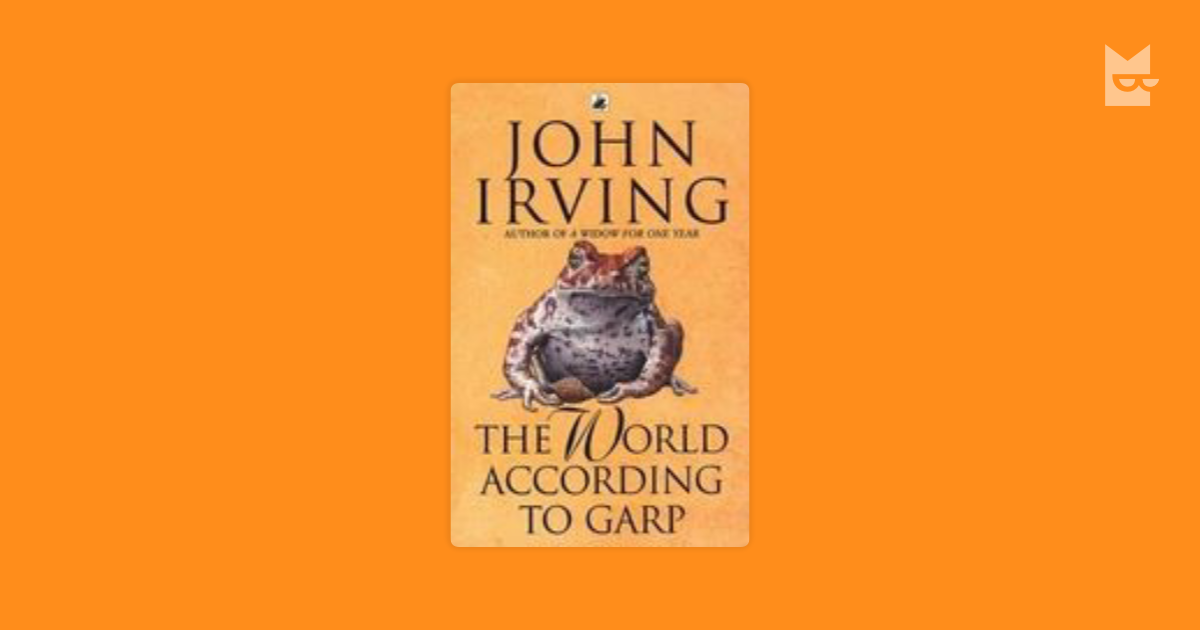 my personal review of the novel the world according to garp Find all available study guides and summaries for the world according to garp by sites with a book review or quick and focus on the reviewer's personal.