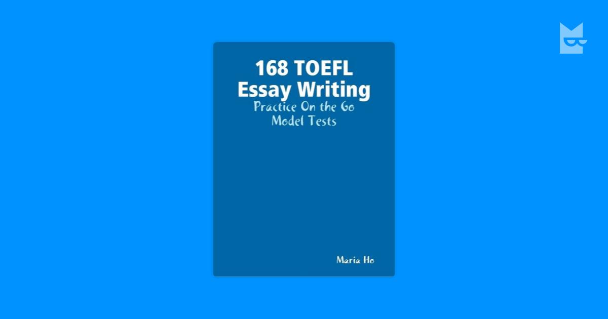 toefl writing model essays