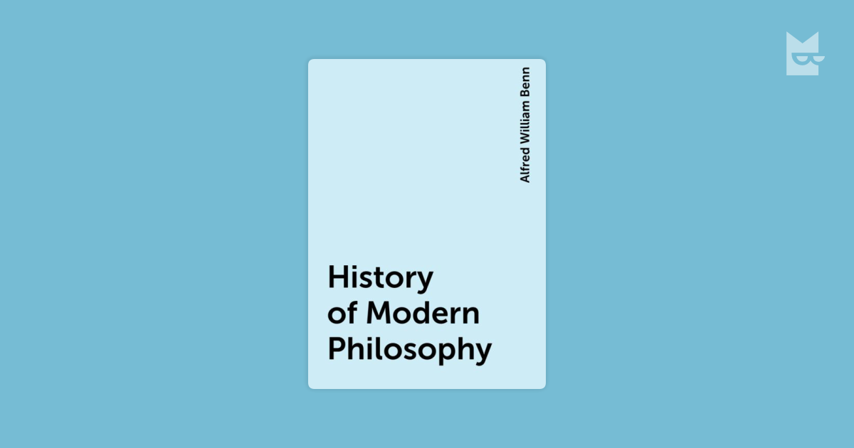 a short history on modern philosophy paper This page features a growing list of free philosophy ebooks, presenting essential works by aristotle, hegel, kant, nietzsche, wittgenstein and many other philosophers.