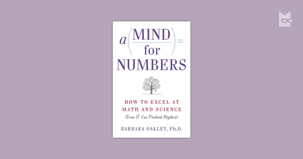 barbara oakley a mind for numbers pdf