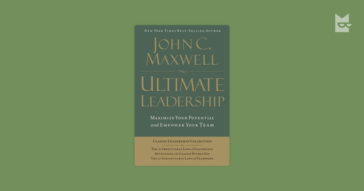 leadership theories john maxwell John c maxwell, an internationally respected leadership expert, speaker, and author who has sold more than 18 million books, has been named an.