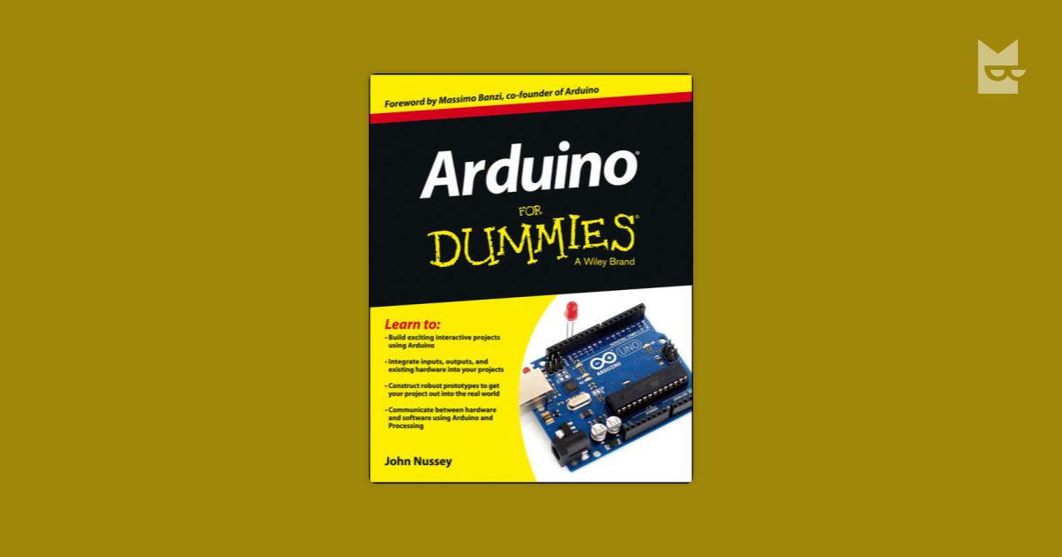 """arduino for dummies by john nussey — bookmate"