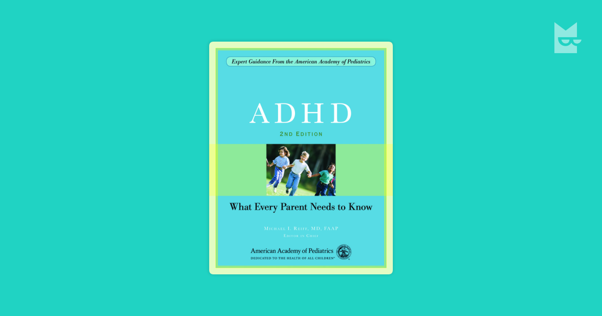 Adhd By Michael I Reiff Bookmate