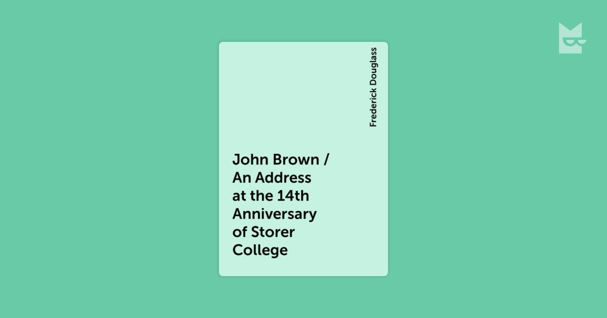 document analysis of john browns address Immediately download the john brown (abolitionist) summary, chapter-by-chapter analysis, book notes, essays, quotes, character descriptions, lesson plans, and more - everything you need for studying or teaching john brown (abolitionist.