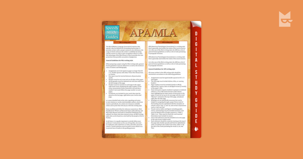 "apa study guide Apa style simplified to see sample apa papers from write source don't talk about the research or ""the study"" without giving a citation in first sentence of."