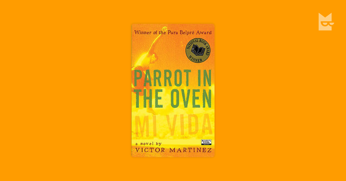 relationships in victor martinezs parrot in the oven
