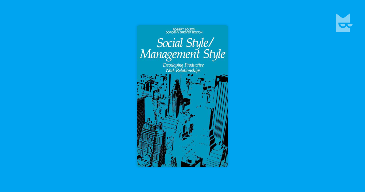 social style These videos offer information about tracom's social style model, the world's best-known model for interpersonal effectiveness.