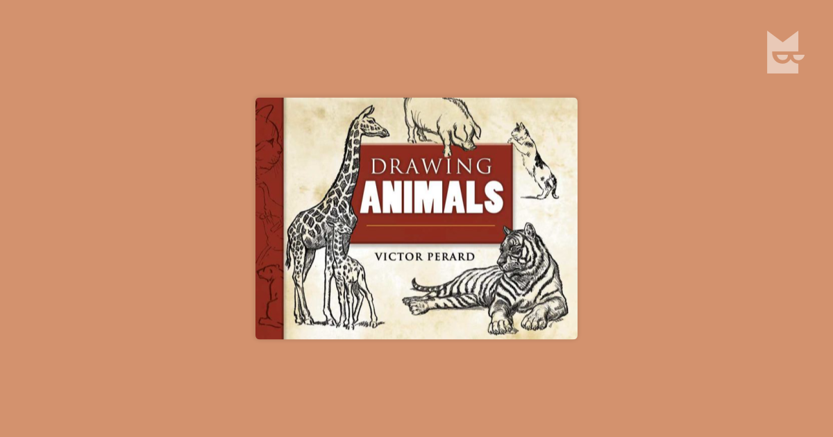 """Drawing Animals"""" by Victor Perard — Bookmate"""