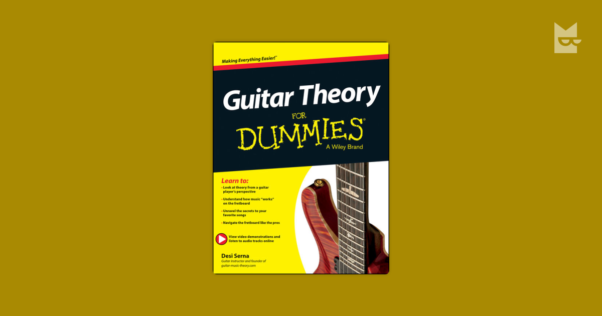 guitar theory for dummies by desi serna read online on bookmate. Black Bedroom Furniture Sets. Home Design Ideas