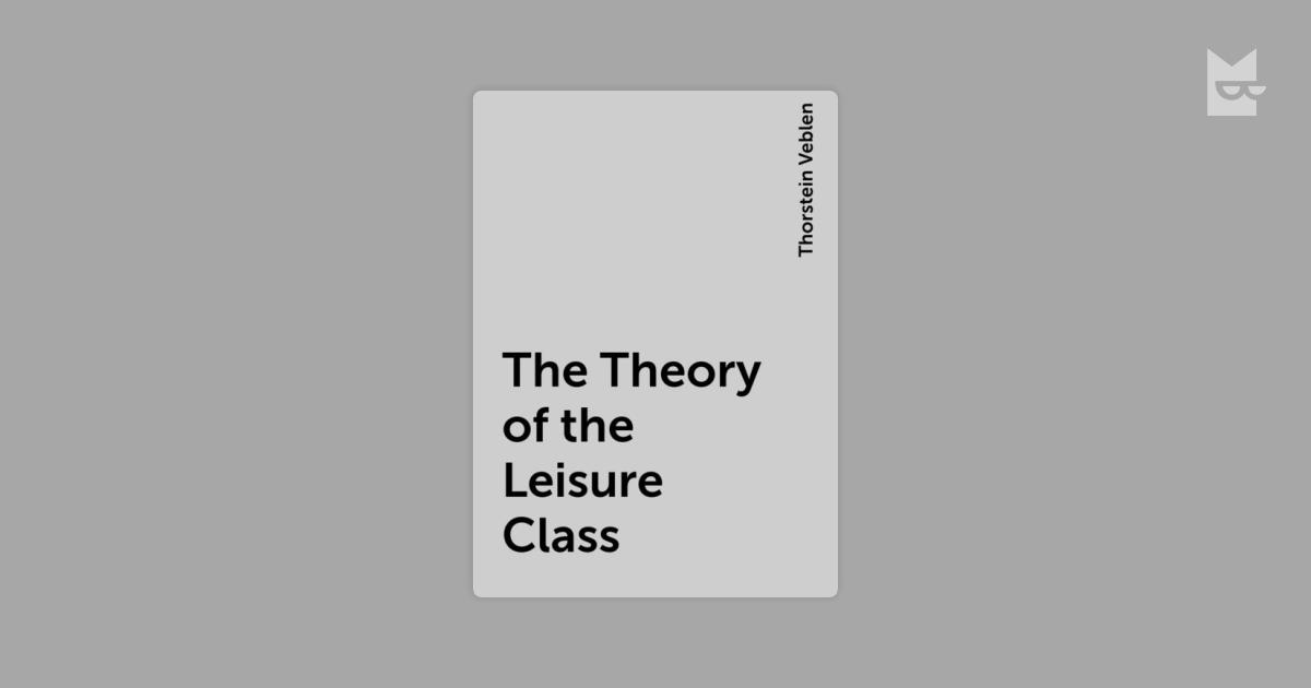 Thorstein Veblen Essay
